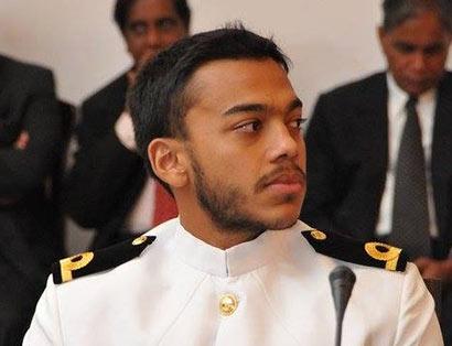 Yoshitha Rajapaksa