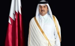 The Emir of Qatar, Sheikh Tamim bin Hamad Al-Thani