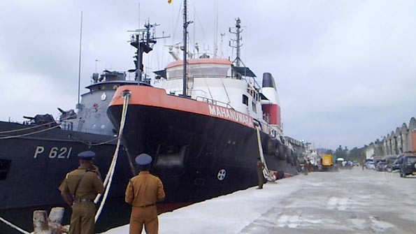 Avant Garde - Mahanuwara ship