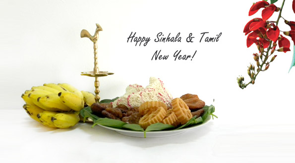 Happy Sinhala and Tamil New Year