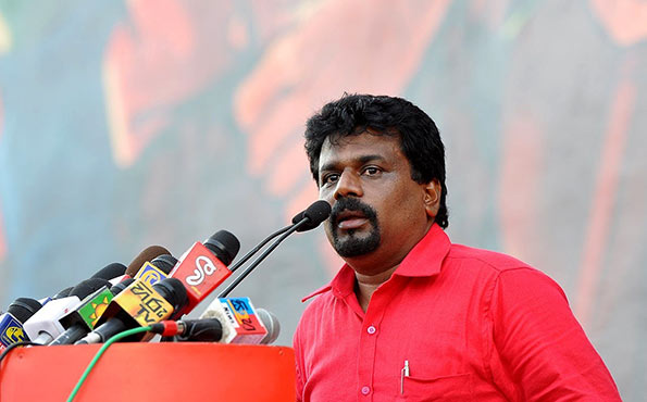 Discussions between JVP and opposition leader on executive ...
