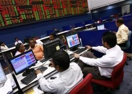 Colombo stock market