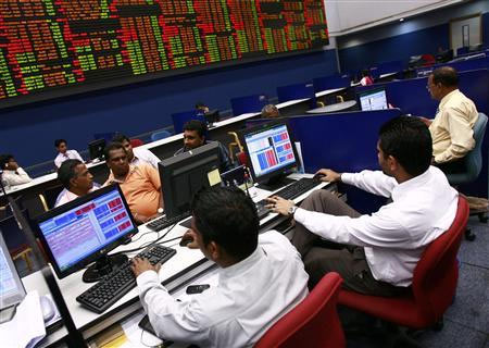 Colombo stock market