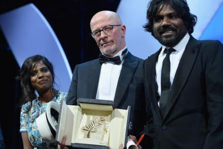 Dheepan wins award in cannes