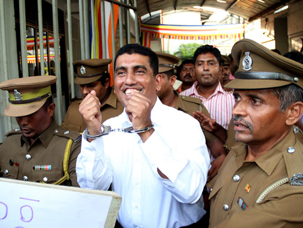 Johnston Fernando arrested and remanded