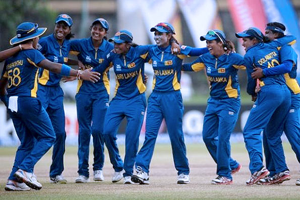 Sri Lanka women's cricket team