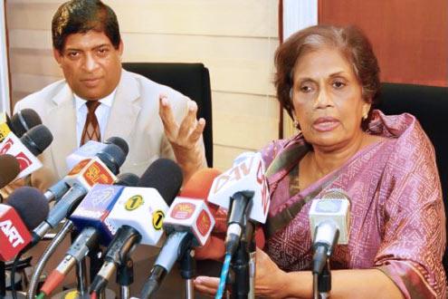 Chandrika Bandaranayake - CBK