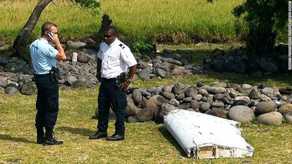 MH370 plane debris