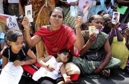 Missing persons of Sri Lanka