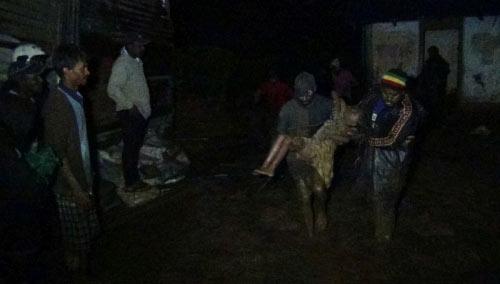 Ramboda landslide