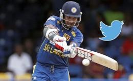 Kumar Sangakkara twitter account