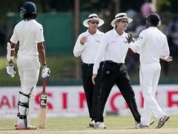 Sri Lanka Vs India test Cricket