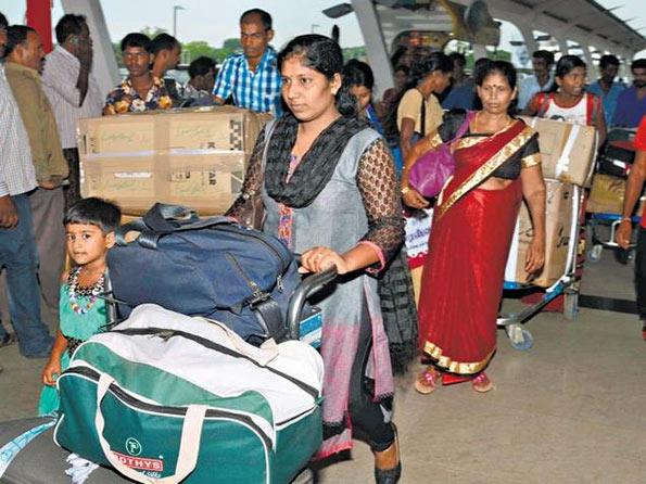 Sri Lanka refugees