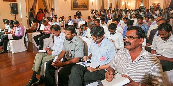 Sri Lankan Journalists