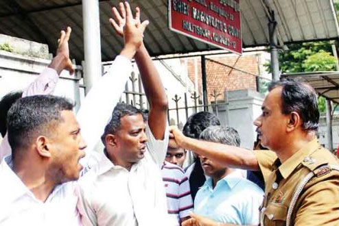 LTTE Suspects