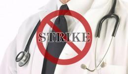Doctor's strike in Sri Lanka