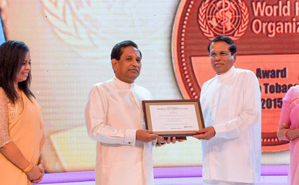 Rajitha and Maithripala
