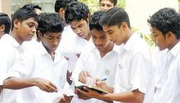 Sri Lankan school students
