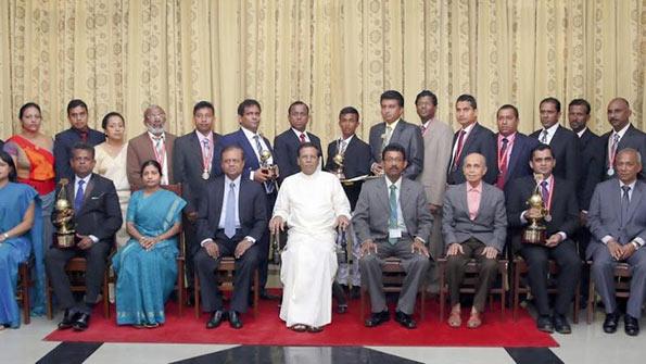 Presidential awards for innovations