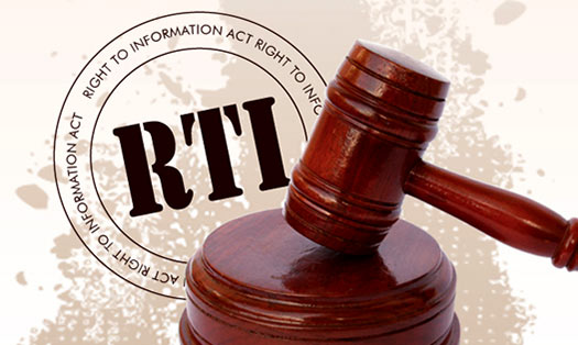Right to Information Bill