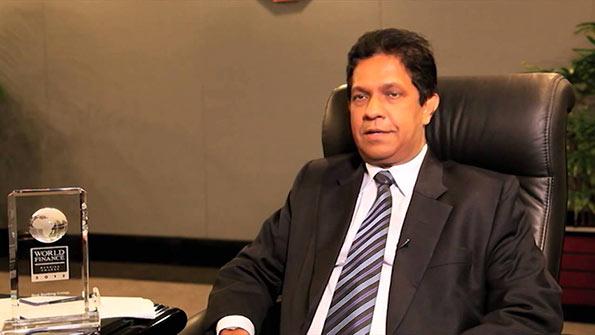 Aravinda Perera - Sampath Bank