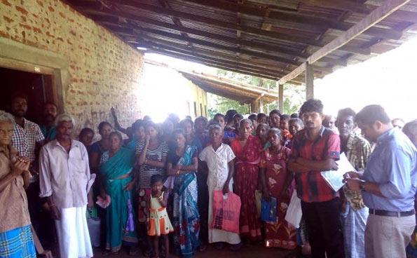 Chidambarapuram Welfare Camp