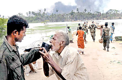 Humanity of Sri Lanka Army