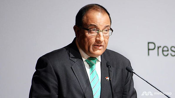Minister S Iswaran