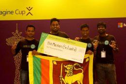 Bit Masters Sri Lanka Team of Moratuwa University