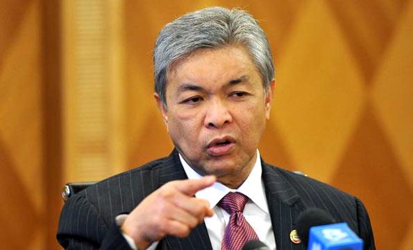 Dato Seri Dr. Ahmed Zahid Hamidi