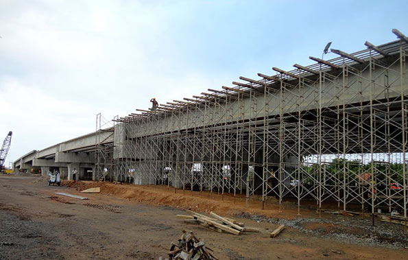 Hambantota constructions
