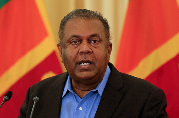Minister Mangala Samaraweera