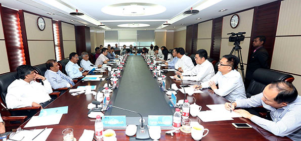 Chong Jing Foreign Trade and Economic Cooperation Company