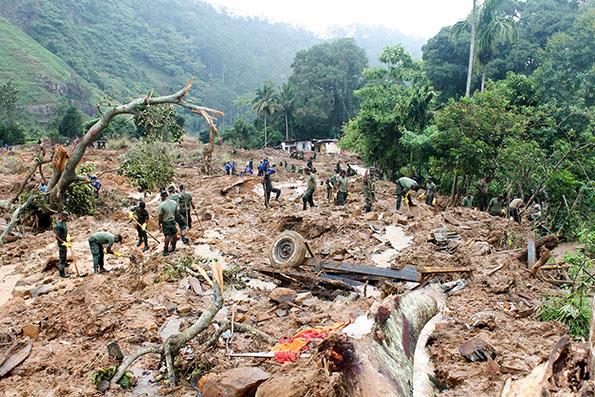 Meeriyabedda landslide
