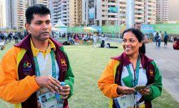 Sri Lanka ace shooter Mangala Samarakoon