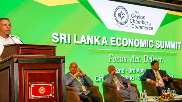 Sri Lanka Economic Summit