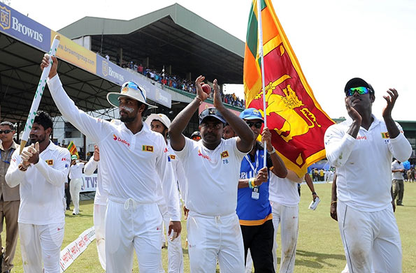Sri Lanka test cricket