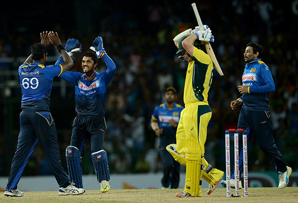 Sri Lanka Vs Australia Cricket match