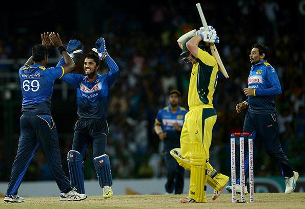 Sri Lanka Vs Australia Cricket match