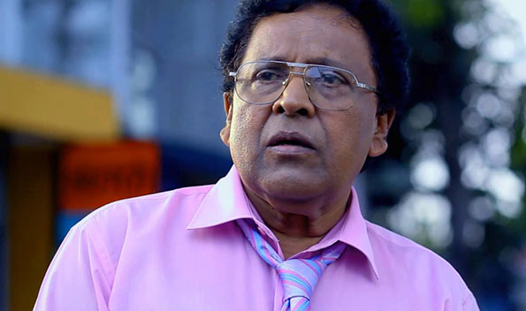 Veteran Actor Vijaya Nandasiri Passes Away Latest Sri