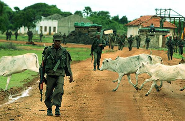 Sri Lanka Army in Jaffna