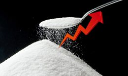 Sugar price increased