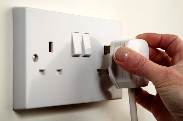Type G plug and socket outlet