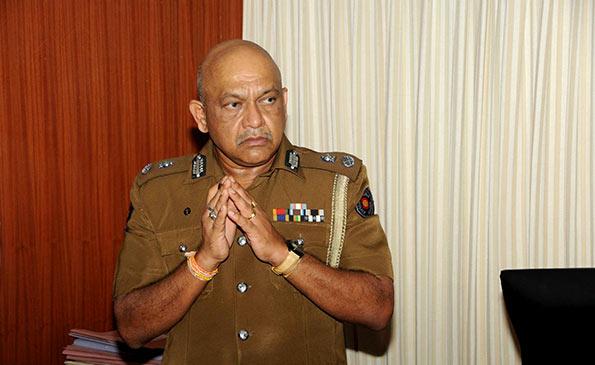DIG Ravi Waidyalankara