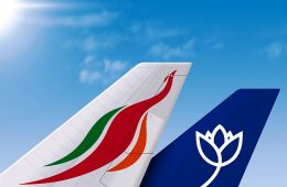 SriLankan Airline and Mihin Lanka Airline