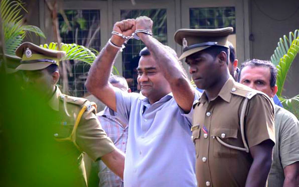Tissa Attanayake Remanded