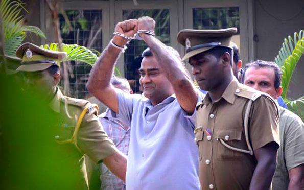 Tissa Attanayake Remanded