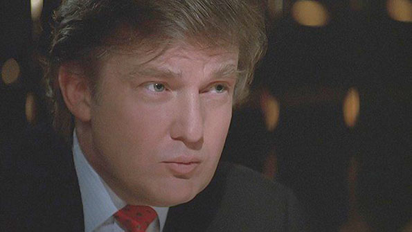 Donald Trump as an actor