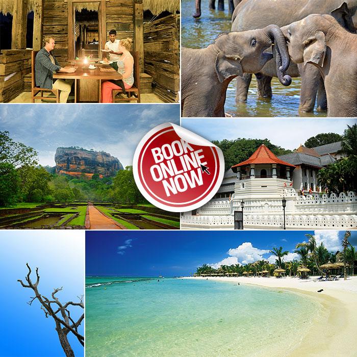 Sri Lanka hotel booking online