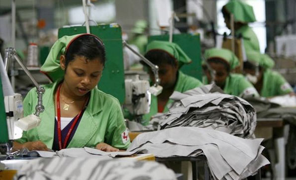Sri Lanka garment industry